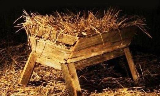 The Manger Is Now Empty Wonderful Counselor, Mighty God, Prince of Peace (Isaiah (9:6)